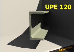 3D Profiles - UPE 120
