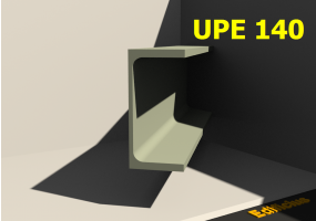 3D Profiles - UPE 140