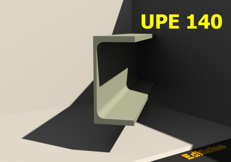 3D Profiles - UPE 140 - ACCA software