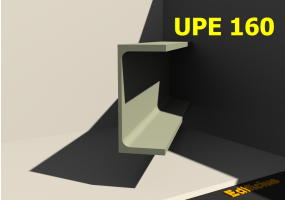 3D Profiles - UPE 160