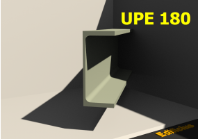 3D Profiles - UPE 180