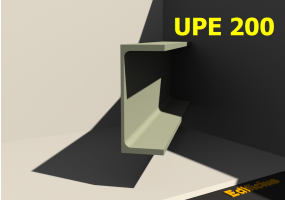 3D Profiles - UPE 200