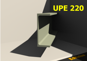 3D Profiles - UPE 220