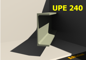 3D Profiles - UPE 240