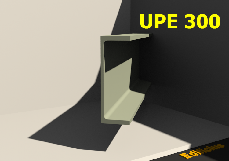 Perfilados 3D - UPE 300 - ACCA software