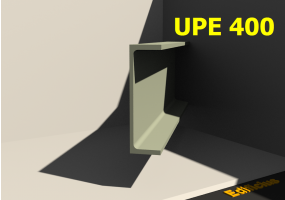 3D Profiles - UPE 400