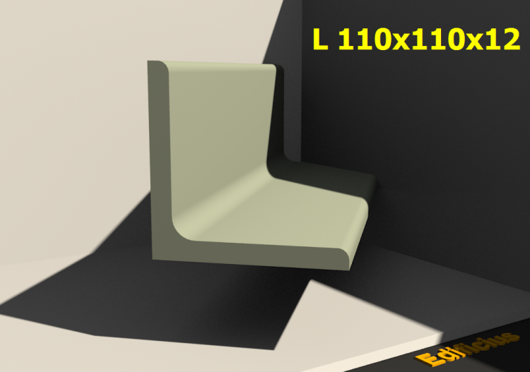 L 110x110x12 - ACCA software