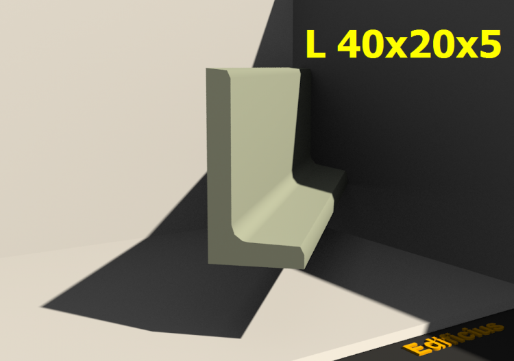 L 40x20x5 - ACCA software