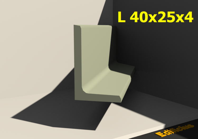 L 40x25x4 - ACCA software