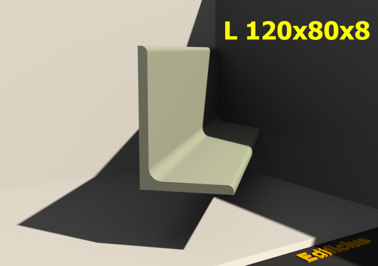 L 120x80x8 - ACCA software
