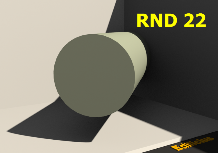 3D Profile - RND 22 - ACCA software