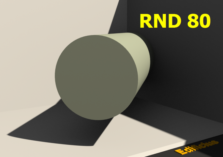 3D Profiles - RND 80 - ACCA software