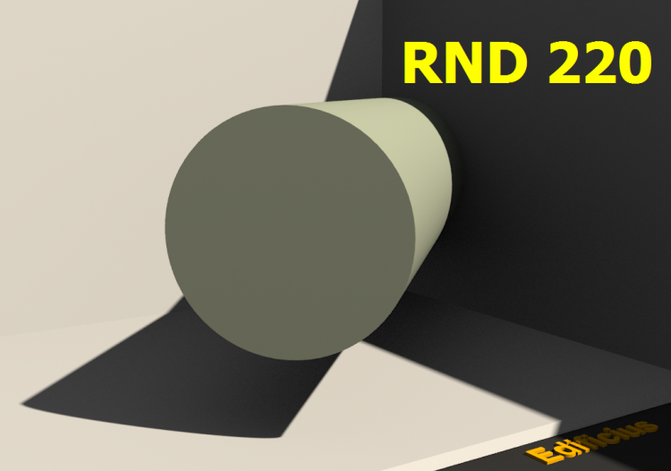 3D Profile - RND 220 - ACCA software