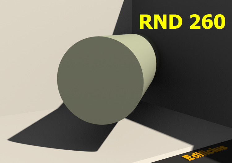3D Profile - RND 260 - ACCA software