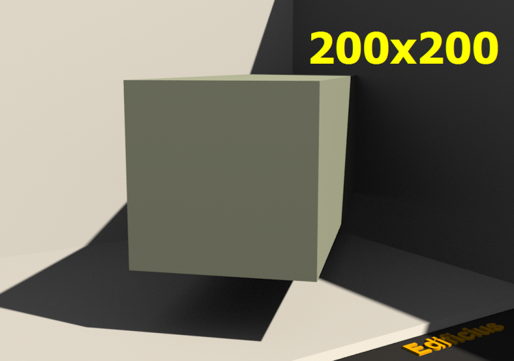 3D Profiles - 200x200 - ACCA software