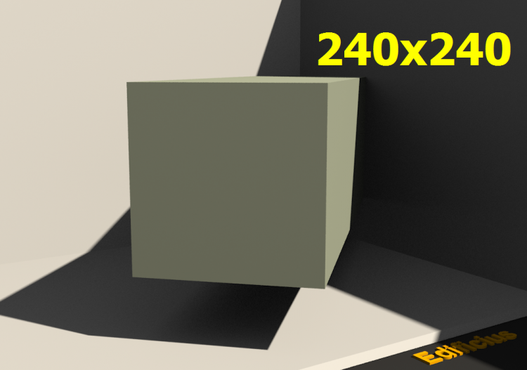 3D Profiles - 240x240 - ACCA software