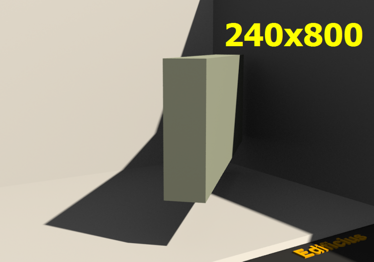 3D Profile - 240x800 - ACCA software