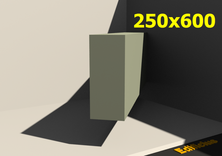 Profilati 3D - 250x600 - ACCA software