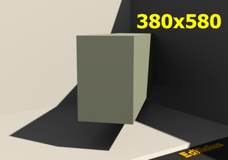 3D Profile - 380x580 - ACCA software