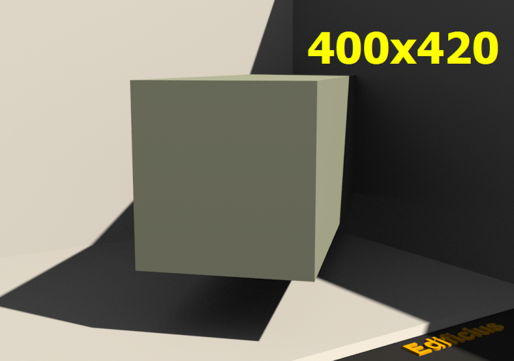 Profilati 3D - 400x420 - ACCA software
