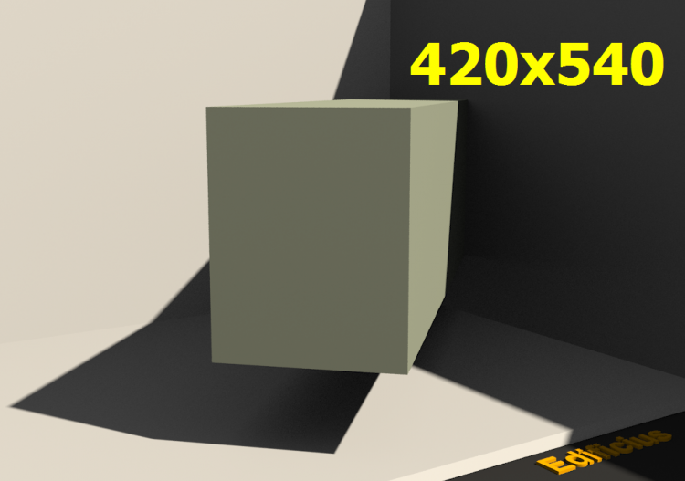 3D Profile - 420x540 - ACCA software