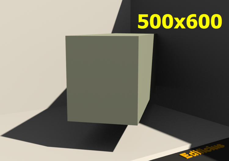 3D Profile - 500x600 - ACCA software