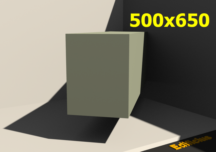 Perfilados 3D - 500x650 - ACCA software