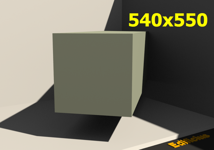 3D Profiles - 540x550 - ACCA software