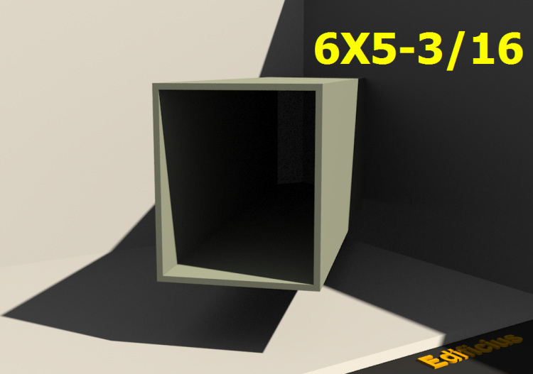 3D Profiles - 6X5-3/16 - ACCA software
