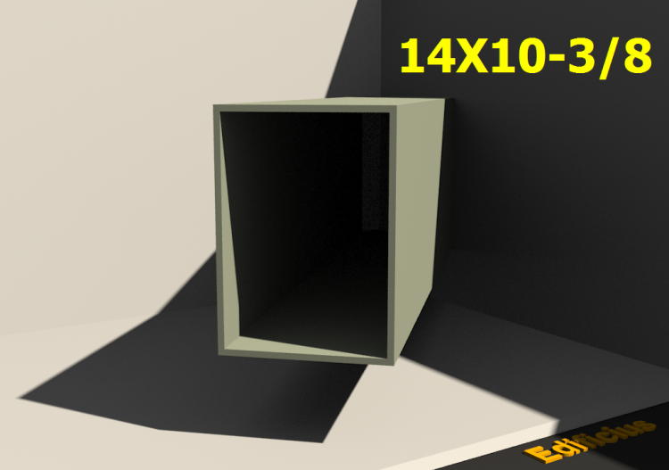 Perfilados 3D - 14X10-3/8 - ACCA software