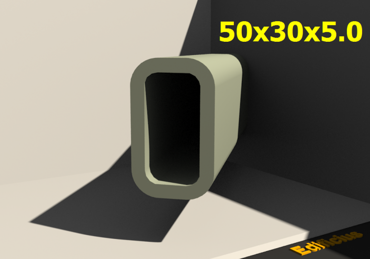 3D Profiles - 50x30x5.0 - ACCA software