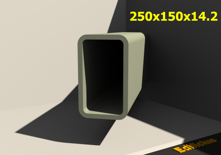 3D Profiles - 250x150x14.2 - ACCA software